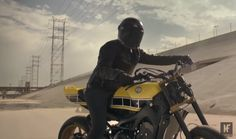 Californian bike builder Roland Sands is joined by Kenny Roberts in the teaser video for Yamaha's latest custom build. Earlier this year, Yamaha launched their Faster Sons project with a concept built by legendary motorcycle builder Shinya Kimura. In essence this was an MT-07 that the American-based, Japanese builder had worked his hand-beaten bodywork magic …  #fireitup @wearemotofire @motofire
