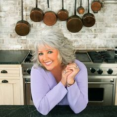 Paula Deens Top Recipes, Made Diabetes-Friendly The queen of calorie-rich Southern cuisine is famous for her unhealthy recipes. In the wake of Deens diabetes diagnosis, heres a look at some of her most popular dishes matched with lighter, diabetes-friendly fare from our own recipe database.