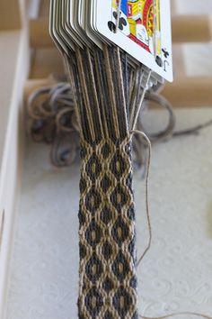 Knit Flix: Inkle-ing
