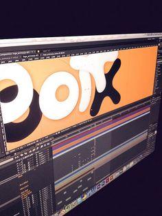 Final touch to KiooiK logo animation.