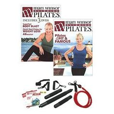 Readers Pick Their 6 Favorite Pilates DVDs of 2011: Finalist: Winsor Pilates Slimming Pilates - Mari Winsor