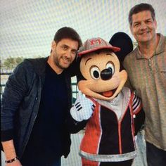 Mike Greenberg and Mike Golic celebrated their 15th Year of Mike & Mike In The Morning on ESPN Radio