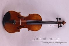 High quality 4/4 Electric acoustic violin new Powerful Sound  102#