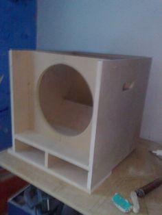1 x 15 bass cab - Speakerplans.com Forums - Page 1