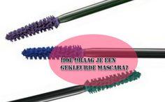 Hoe Draag Je Een Gekleurde Mascara?http://www.stylixx.eu/hoe-draag-je-een-gekleurde-mascara/