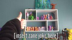 MY PONIES!!! -Zane