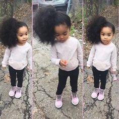 That Smile (Dave East Fanfiction) Baby Girl Hairstyles Dave East Fanfiction Smile Cute Black Babies, Black Baby Girls, Beautiful Black Babies, Beautiful Children, Little Babies, Cute Babies, My Baby Girl, Baby Girl Fashion, Kids Fashion