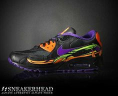 huge selection of 636eb 4356b Nike Air Max 90 Day of the Dead