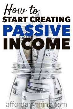 Want to create passive income, but have no idea where to start? Don& worry, this post has you covered. Learn how to set yourself up for passive income success, and how to start purchasing rental properties that will fund your financial freedom. Ways To Earn Money, Make Money From Home, Way To Make Money, Money Tips, Money Hacks, Quick Money, Money Fast, Big Money, Passive Income Streams