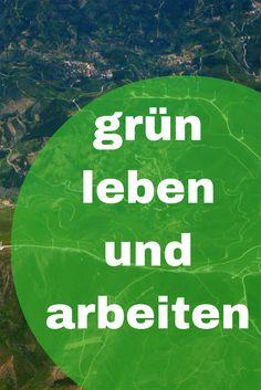 """Nachhaltig – der Begriff nutzt sich ab. Leider! Wie könnten wir nicht danach streben, ein """"nach uns"""" mit zu gestalten? Dafür sorgen, dass alles, was wir hinterlassen, ein gesundes, weiteres Wachstum ermöglicht? Eine, die sich bemerkenswert konsequent für grünes Leben und Arbeiten engagier..."""