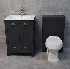 Did you know our Durham bathroom furniture is now available in dark grey? Ideal for a classic look, creating extra storage space in the basin unit. Available in Tecaz stores. Extra Storage Space, Storage Spaces, Basin Unit, Sink Units, Gray Vanity, Bathroom Inspo, Durham, Bathroom Furniture, Classic Looks
