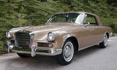 Studebaker Super Hawk 1963.