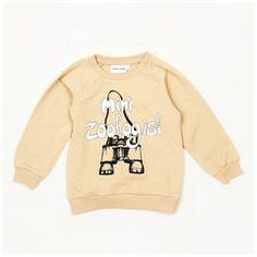 "Mini Rodini Sweater ""Mini Zoologist"""