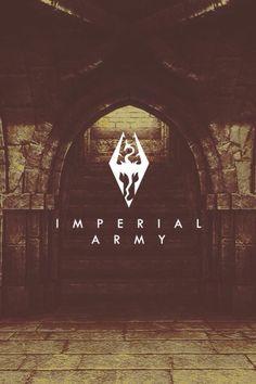 Elder Scrolls V: Skyrim - The Imperial Army