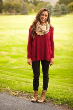 95% Bamboo Piko Top in Wine. Perfect for Fall.