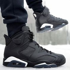 Air Jordan 6 Retro Black Cats on Mercari Jordan Retro 6, Sneakers Fashion, Fashion Shoes, Fashion Men, Celebrities Fashion, Runway Fashion, Style Fashion, Zapatillas Jordan Retro, Adidas Sl 72
