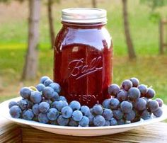 Interested in making your very own, homemade concord wine? Here is a recipe with directions for homemade wine using concord grape juice. Concord Grape Wine Recipe, Wild Grape Wine Recipe, Canning Tips, Canning Recipes, Homemade Wine Recipes, Grape Juice Concentrate, Canning Food Preservation, Preserving Food, Juice