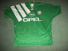 1992 1994 Republic of Ireland Football Shirt Top Jersey Adults XL