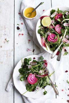 Salad - Food photography / The Little Plantation Blog