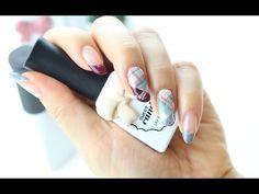 [미대의 네일컬렉션] 70화_빈티지 체크네일/Check Vintage Nail Art/nailcollection by midae - YouTube