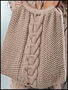 Návod zdarma: Pletená taška s copánkovým vzorem s dřevěnýma ušima   Přítelkyně.eu – kreativní internetový časopis pro ženy Sweaters, Fashion, Moda, Fashion Styles, Sweater, Fashion Illustrations, Sweatshirts, Pullover Sweaters, Pullover
