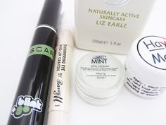 #Hayfever #Beauty Essentials:-  Liz Earle, Blink & Go, Everyday Minerals, Barry M, Hay Max