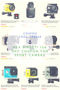Half price sale in sports direct strabane store deal on the web 15 off coupon for sport camera for only usa coupon fandeluxe Gallery