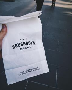 Today was a good day... #melbourne | #doughboys | #