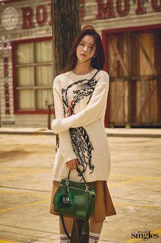 Kim So Hyun Embodies Warm Autumn in Singles Korea Kim So Hyun Fashion, Korean Fashion, Cute Girl Image, Kim Sohyun, Star Fashion, Womens Fashion, Fall Fashion, Fashion Ideas, Korean Actresses