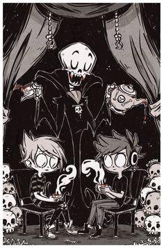 Z-doodler , , Ollie / Blake / Dracula Cute Comics, Funny Comics, Comic Character, Character Design, Character Ideas, Z Toon, Kid N Teenagers, Devian Art, Fanart