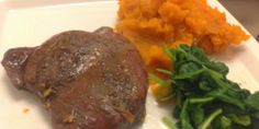Rub a dub venison!  http://charlecoteparknt.wordpress.com/2013/10/28/a-modern-take-on-a-classic-venison-dish/