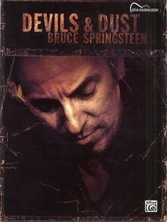 Bruce Springsteen: Devils & Dust - Guitar Tab. £17.99