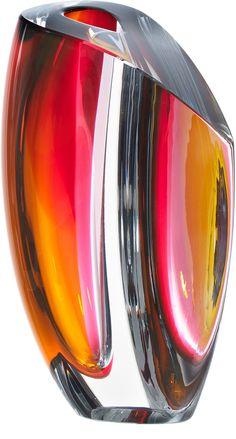 Kosta Boda Medium Mirage Vase