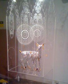 Elizabeth Mc Grath   Installation art