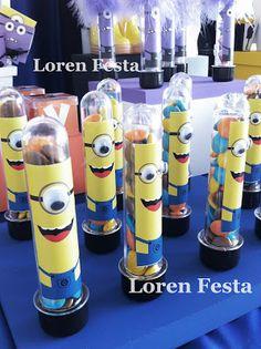 Loren Festa: Festa Meu Malvado Favorito - Loren Festa