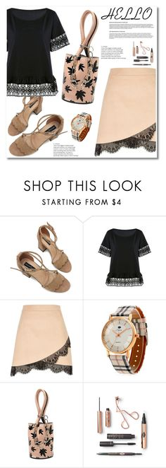 """""""#75"""" by aida-nurkovic ❤ liked on Polyvore featuring River Island"""
