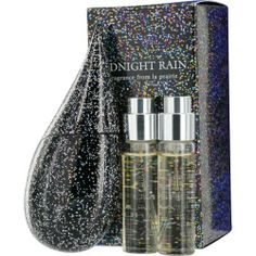 MIDNIGHT RAIN by La Prairie Perfume for Women (EAU DE PARFUM REFILLABLE SPRAY .25 OZ & TWO EAU DE PA by MIDNIGHT RAIN. $98.24. 100 % Genuine Fragrance.. Year Introduced: 2006. Recommended Use: casual. Size: -. Concentration: Eau De Parfum. 100% Authentic MIDNIGHT RAIN by La Prairie Perfume for Women (EAU DE PARFUM REFILLABLE SPRAY .25 OZ & TWO EAU DE PARFUM REFILL SPRAY .25 OZ). Manufactured by the design house of La Prairie. MIDNIGHT RAIN for WOMEN possesses a blend o...