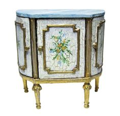 1 12 Scale Handmade Hand Painted French Style Petite Commode by Maritza Moran