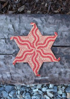 Fussy Friday - fussy cut EPP stars from diamonds.  see also two placements for these stars in a full quilt, very nice.