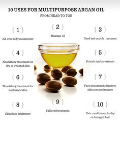 Get pretty from head to toe - Best ways to use argan oil for skin and hair - BODY MOISTURIZER, Hydrating Toner, Hair Treatment. Strengthen Nails. Split Ends Repair, GLOWING SKIN