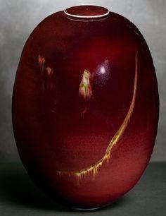 Armel Hédé , rouge de Cuivre