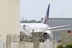 UNITED #passenger with ticket to #Paris lands in #SanFrancisco...