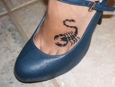tatuagens escorpião nas costas - Pesquisa Google