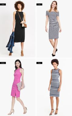 146da0853b5 Dresses for rectangle shapes Dress Body Type