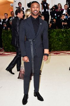 8213cfcebec Met Gala 2018 Red Carpet  Every Menswear Look You Need to See