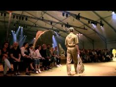 KENZO Men Spring-Summer 2016 show - YouTube