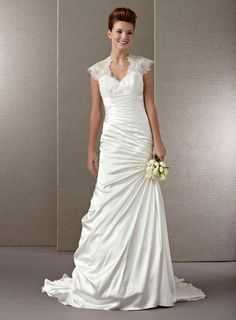 21 Gorgeous Wedding Dresses (From $100 To $1,000!) | Glamour for Adorable Wedding Dresses Free Returns
