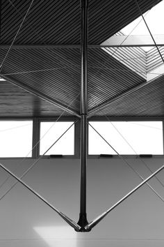 Scabal weaves a dynamic web of steel for primary school roof