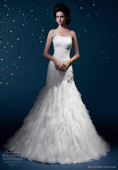 Kittychen Couture 2012 bridal collection