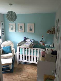 Our little boy's nursery